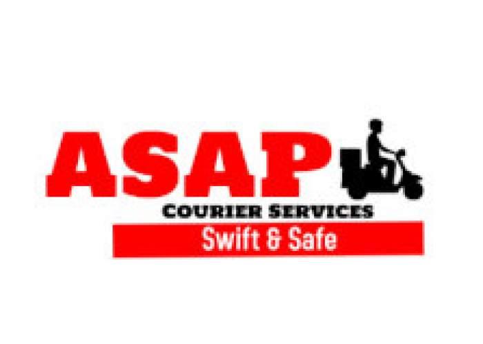 ASAP Courier Services logo