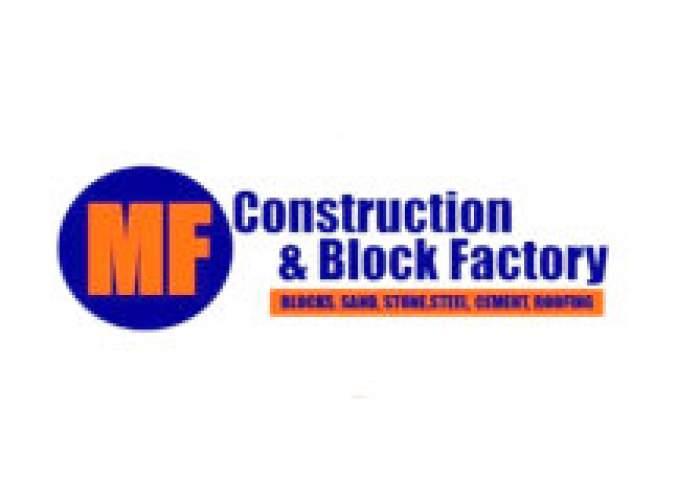 MF Construction & Block Factory Ltd logo