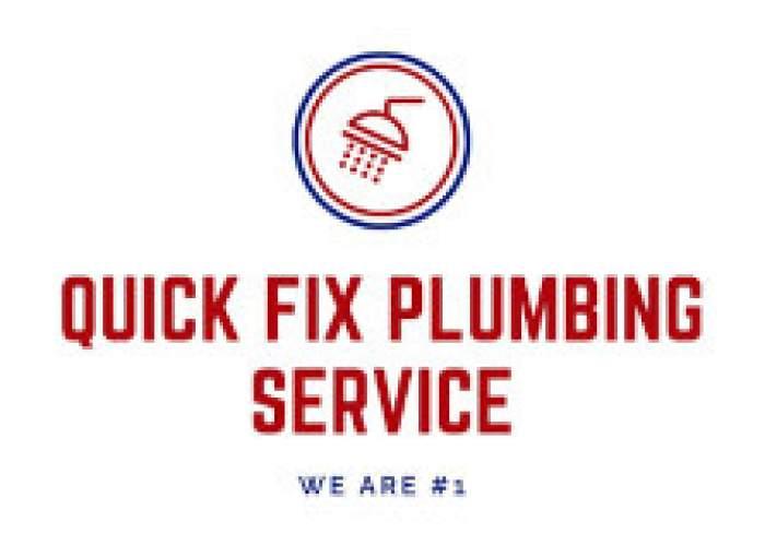 Quick Fix Plumbing Service logo