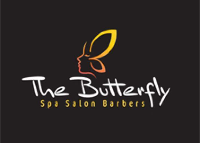 The Butterfly Spa logo