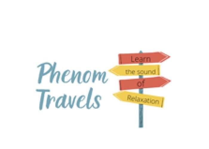 Phenom Travels logo