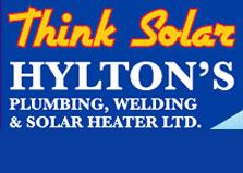 Hylton's Plumbing Welding & Solar Water Heater Ltd logo