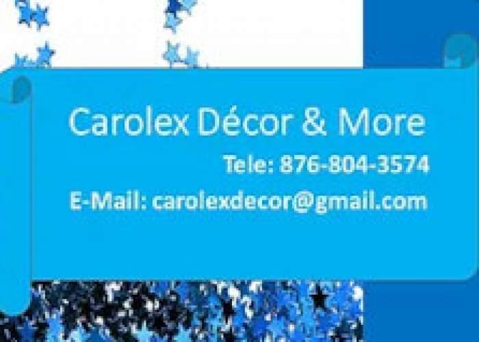 Carolex Decor & More logo