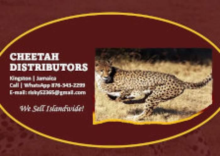 Cheetah Distributors logo