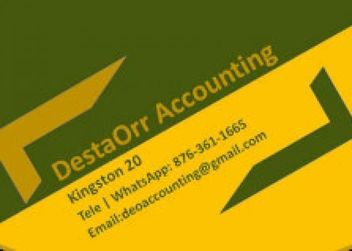DestaOrr Accounting logo
