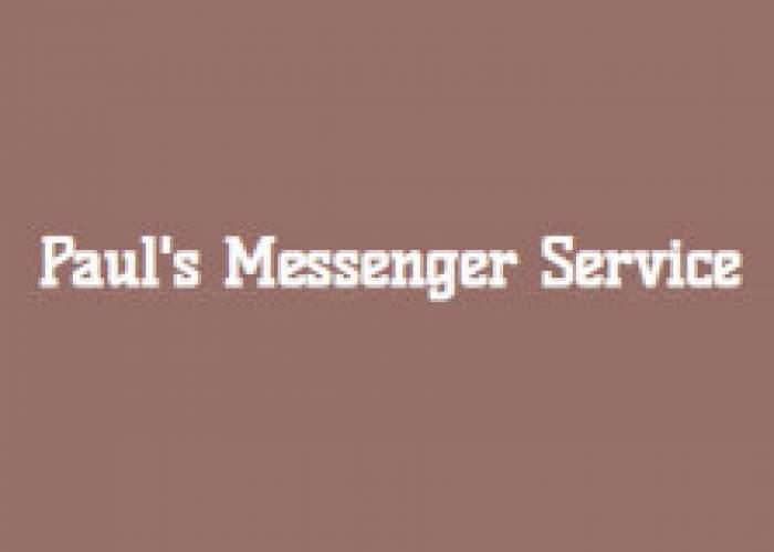 Paul's Messenger Service logo