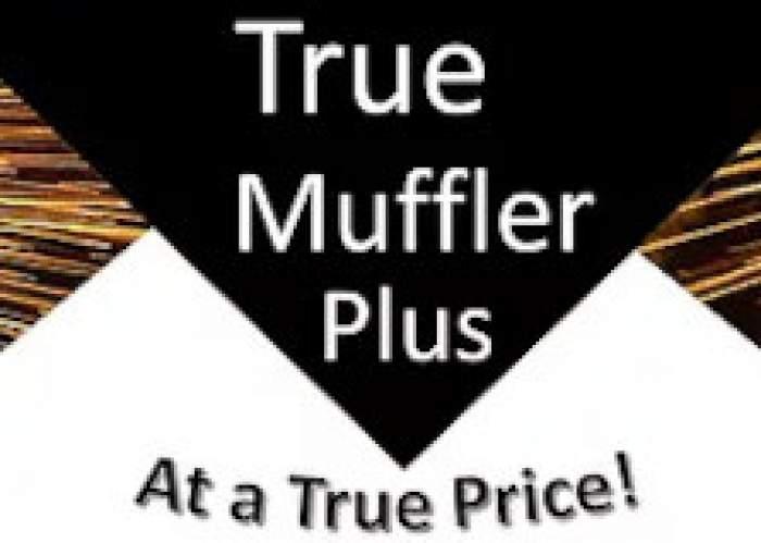 True Muffler Plus logo