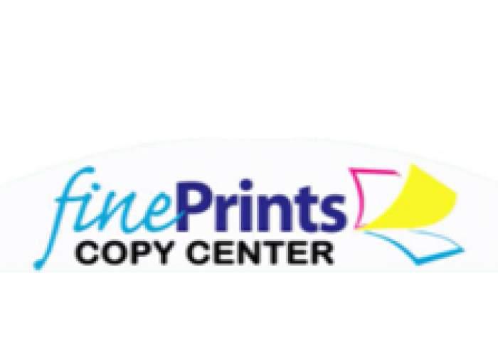 Fine Prints Copy Centre logo