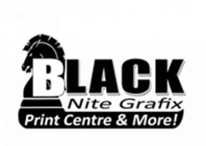 Blacknite Grafix Print Centre & More logo