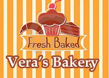 Vera's Deli logo