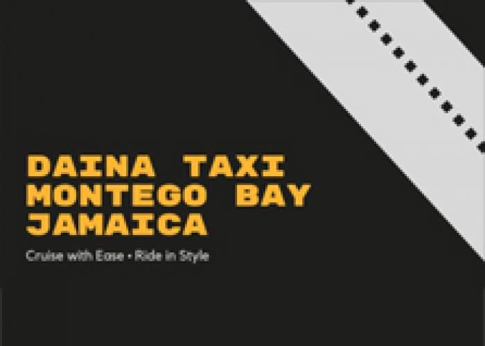 Daina Taxi Montego Bay Jamaica logo