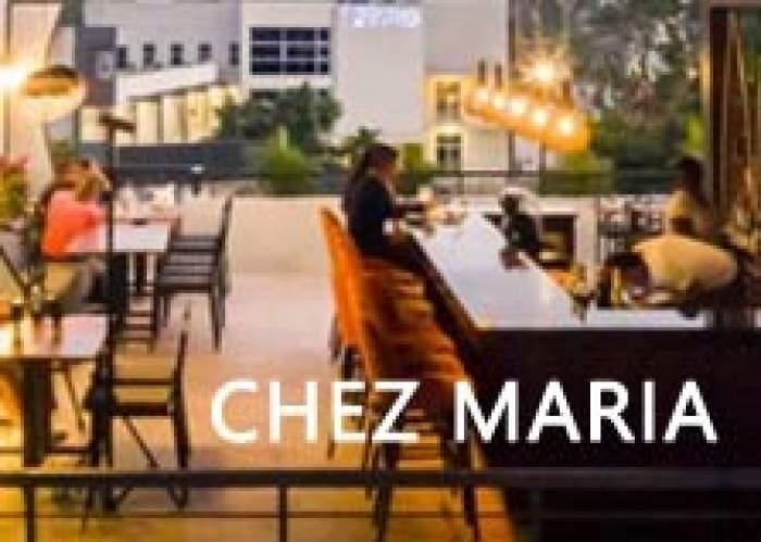 Chez Maria Roof Top logo