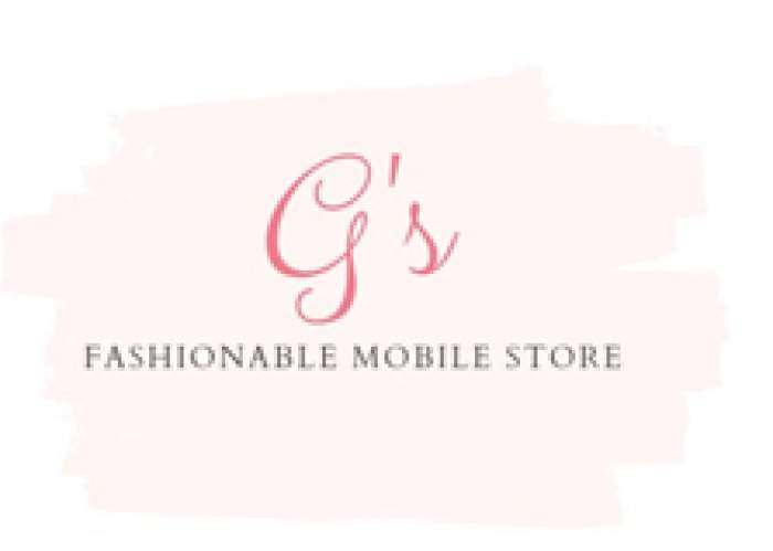 G's Fashionable Mobile Store logo