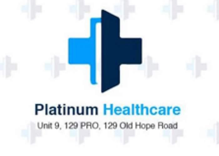 Platinum Health Care logo