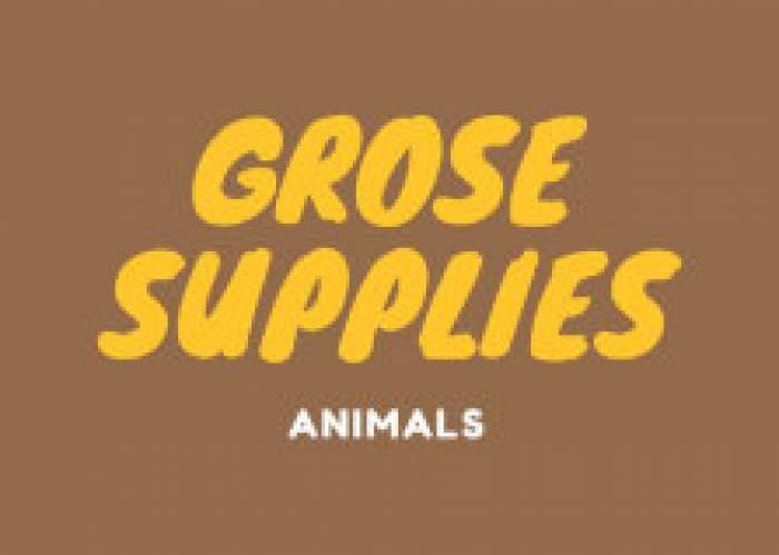 Grose Supplies Animals logo
