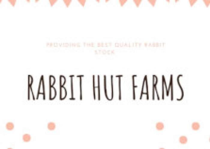 Rabbit Hut Farms logo