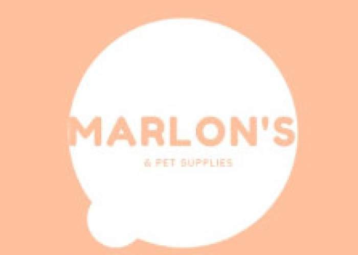 Marlon's Pet & Garden Supplies logo