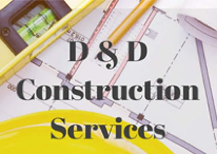 D & D Construction Services logo