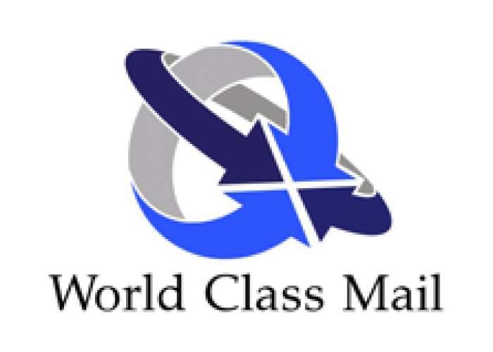 World Class Mail logo