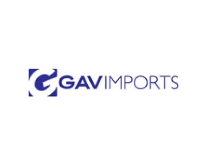 Gav Imports logo
