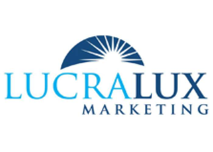 LucraLux Marketing logo