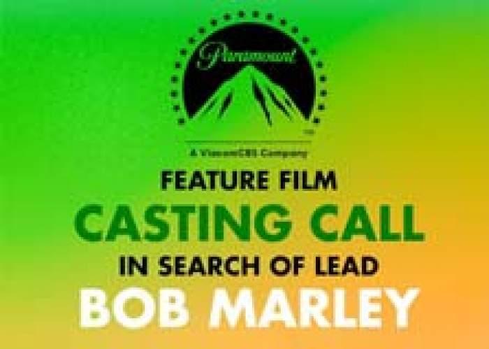 Bob Marley Casting Call logo