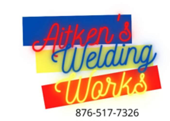 Aitken's Welding Works logo