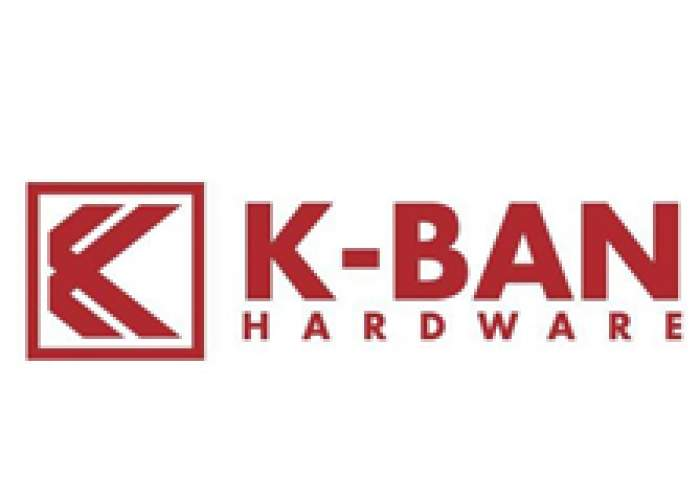 K-Ban Hardware logo
