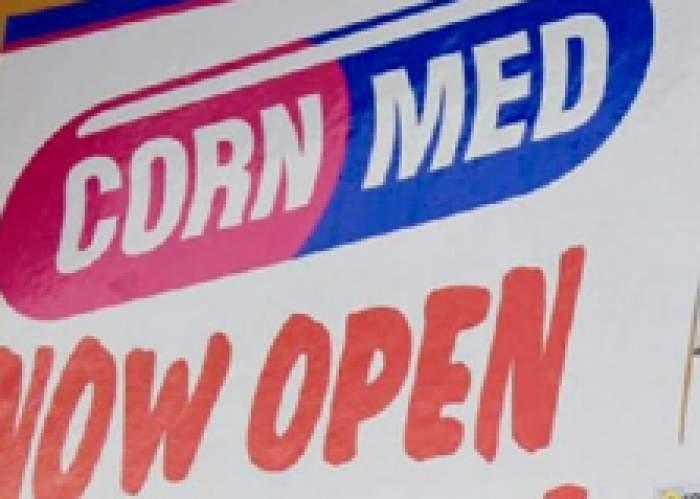 Cornmed Pharmacy logo