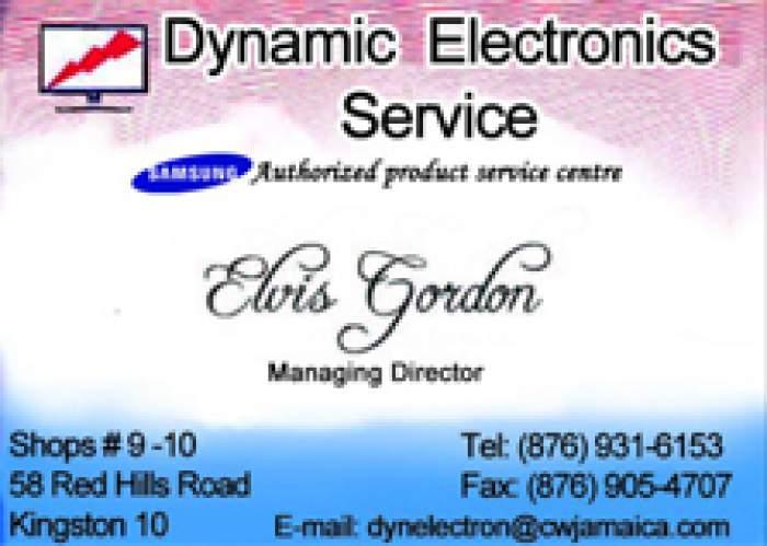 Dynamic Electronics Serv logo