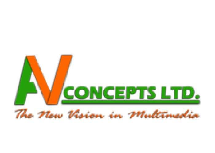 A V CONCEPTS LTD logo