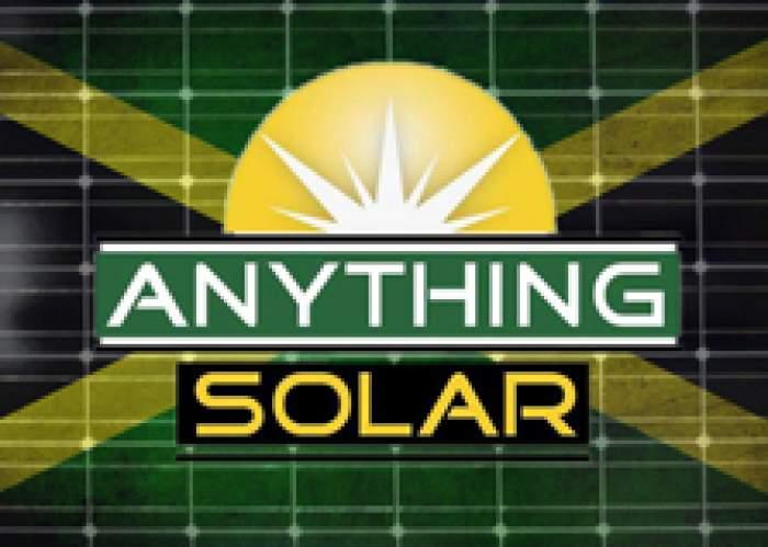 Anything Solar logo