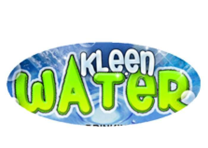 Kleen Water logo