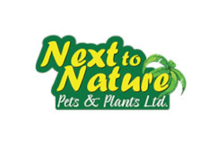 Next To Nature Pets and Plants Ltd logo