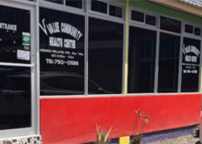 V Value Community Health Centre logo
