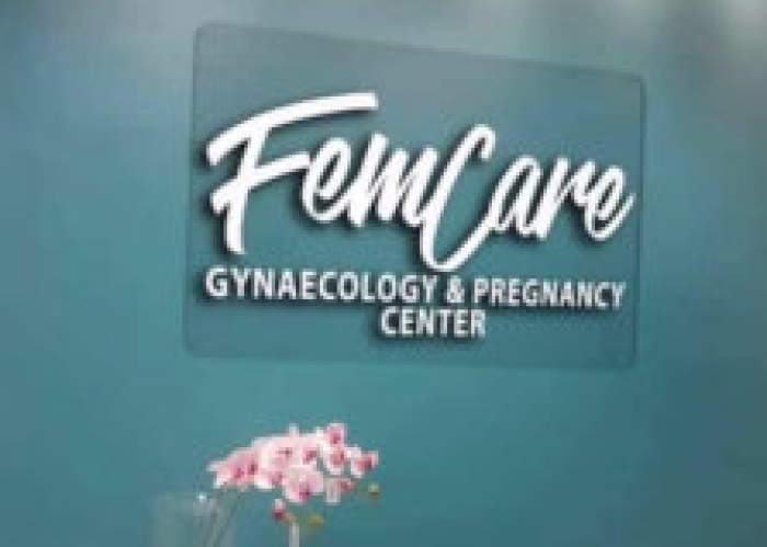 FemCare Gynaecology and Pregnancy Center logo