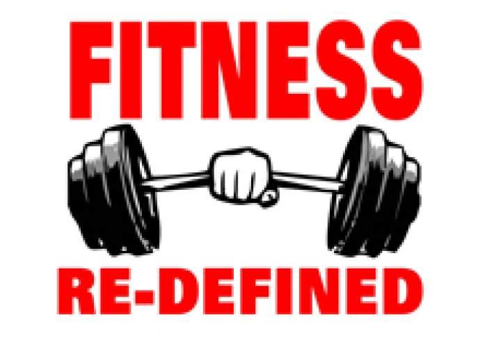 Fitness ReDefined Jamaica logo