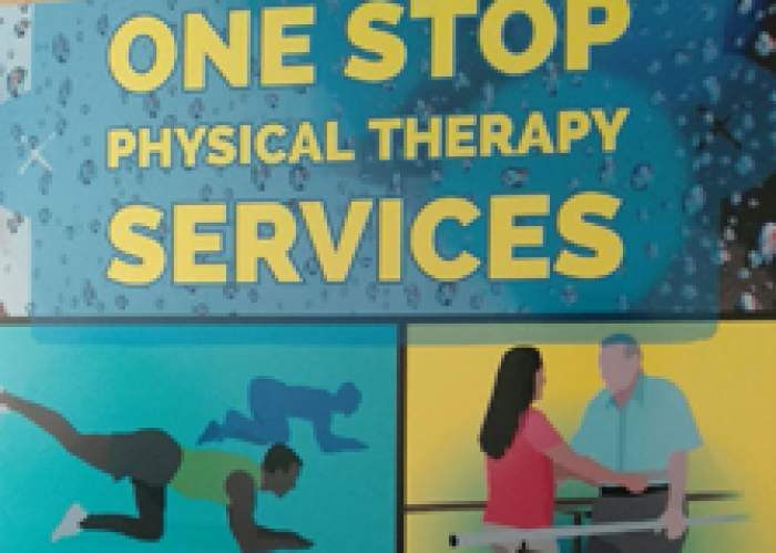 One Stop Physical Therapy Services logo