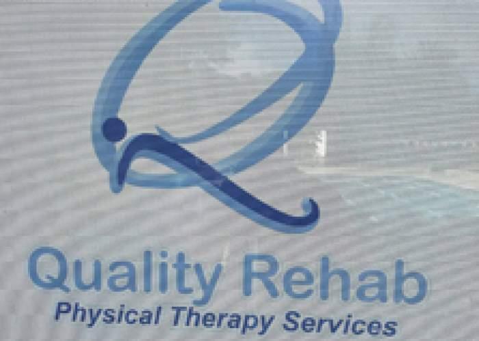 Quality REHAB logo