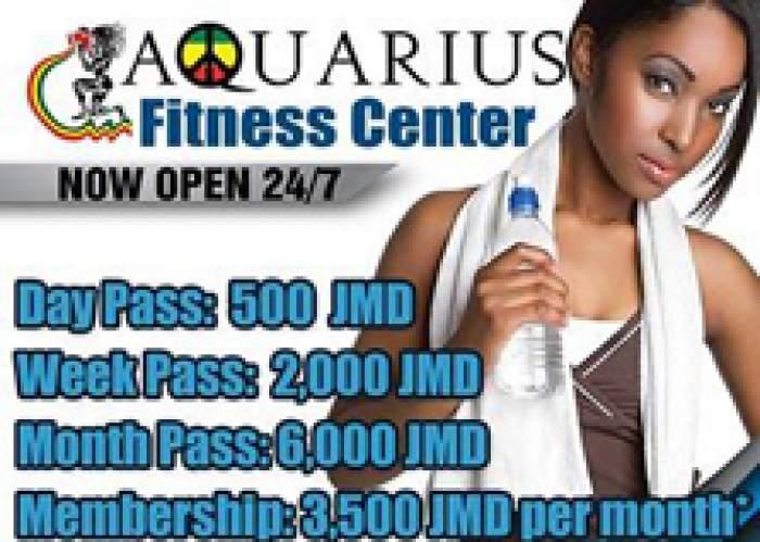 Aquarius fitnes center logo