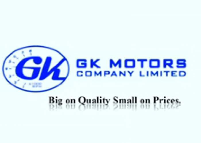 GK Motors Company Limited logo