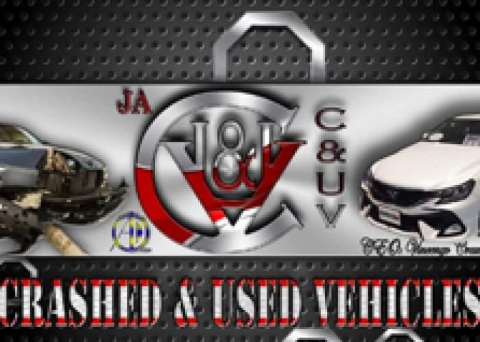 Jamaica Crashed and Used Vehicles logo