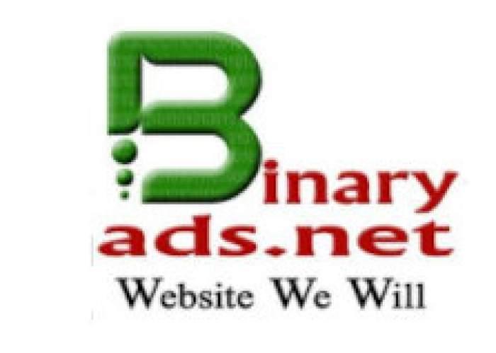 BinaryAds Website Company logo