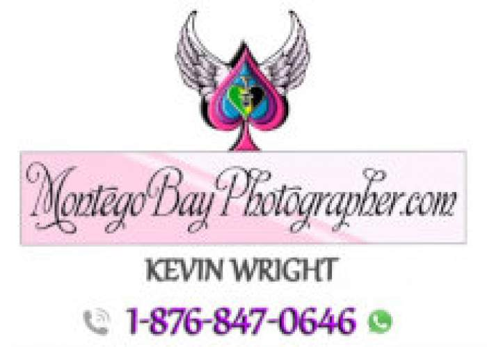Jamaica Wedding Photography  Kevin Wright   logo