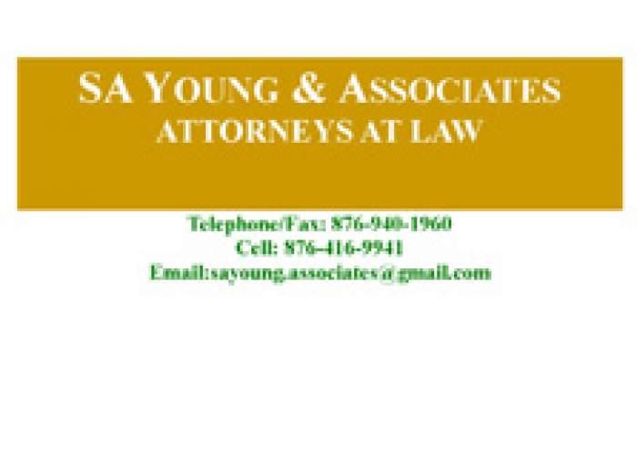 SA Young & Associates logo