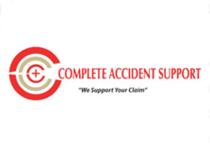 Complete Accident Support logo