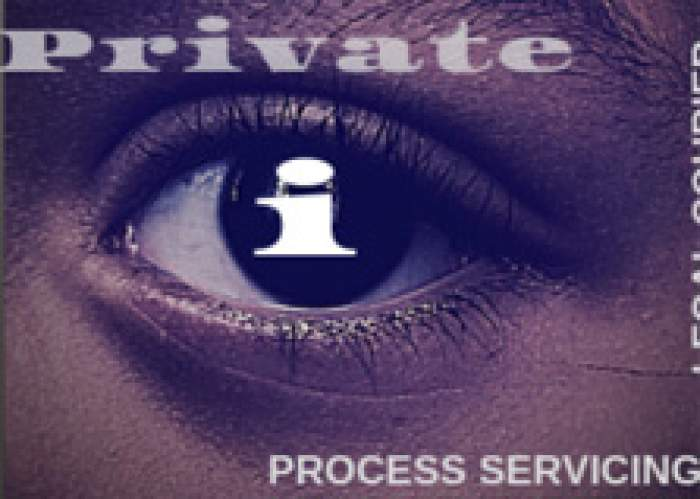 Private i logo