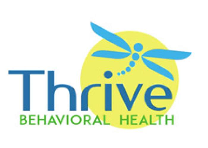 Thrive Behavioral Health and Counseling Services logo
