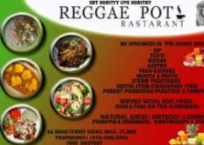 Reggae Pot Restaurant logo