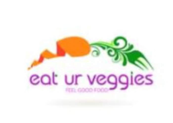 Eat UR Veggies logo